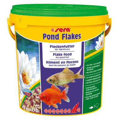 sera - Pond Flakes - Fish-Point Uetendorf