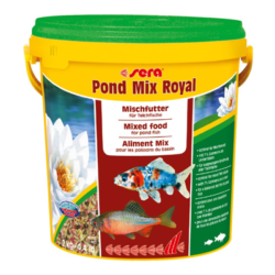 sera - Pond Mix Royal - Fish-Point Uetendorf
