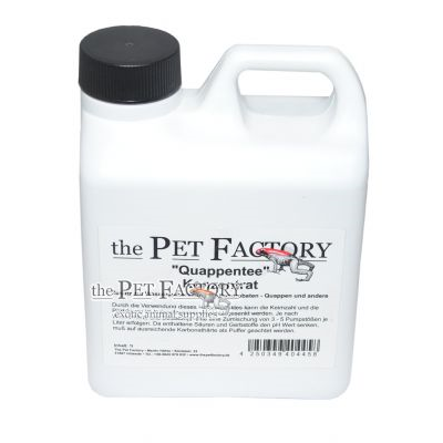 the PET FACTORY Quappentee Konzentrat - Fish-Point Uetendorf