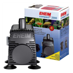 EHEIM - Compact+ - 2000 - Aquariumpumpe - Fish-Point Uetendorf