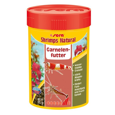 sera - Shrimps - Natural - Fish-Point Uetendorf