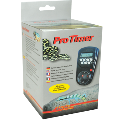 Lucky - Reptile - Pro - Timer - Fish-Point Uetendorf