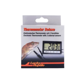 Lucky - Reptile - Thermometer - Deluxe - Fish-Point Uetendorf