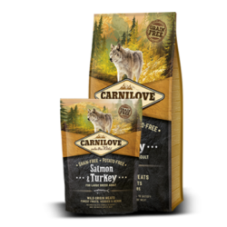 Carnilove - Salmon & Turkey Adult - Dog - Fish-Point Uetendorf